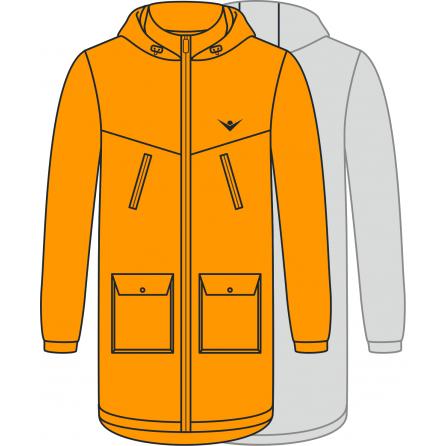 Утепленная куртка К1