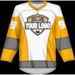 Анатомический хоккейный свитер
