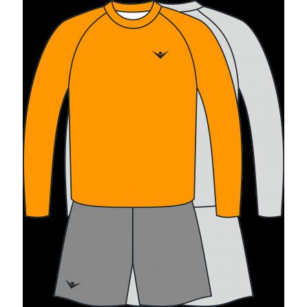 Мужская волейбольная форма с длинным рукавом V15