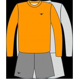 Мужская волейбольная форма с длинным рукавом  V16
