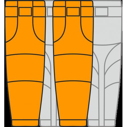Анатомические гамаши G11