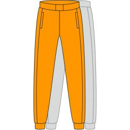 Спортивные штаны модель SH4