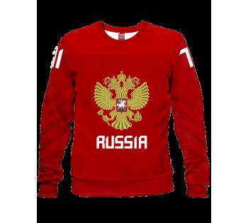 """Свитшот """"Россия"""""""